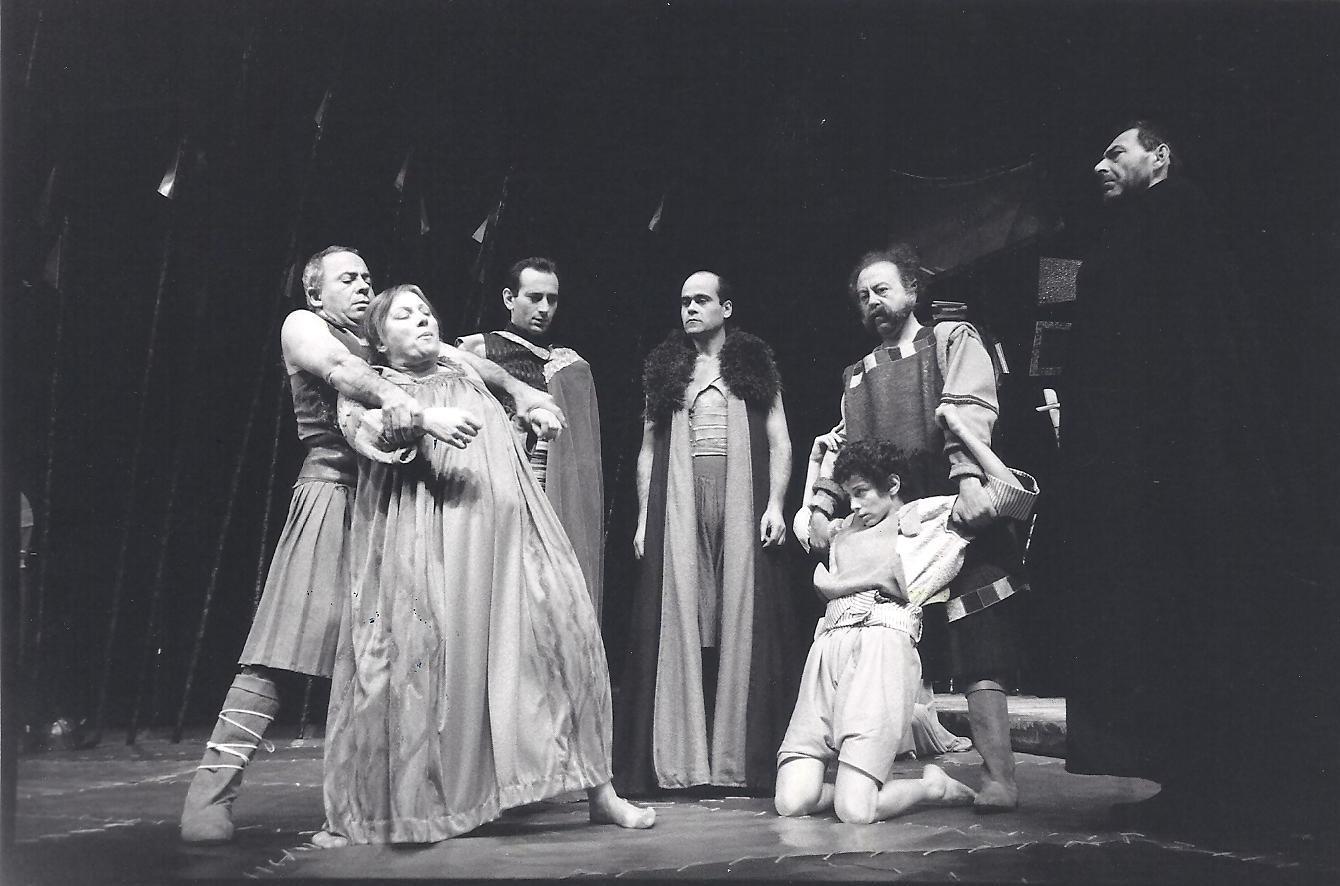 צילום: רחל הירש, באדיבות ארכיון תיאטרון הקאמרי