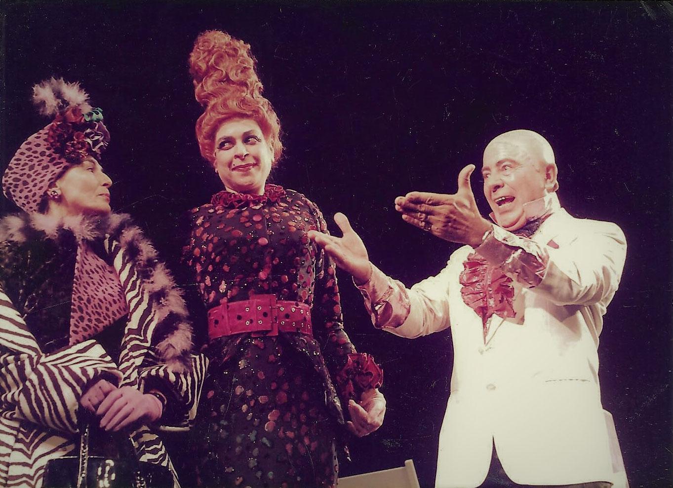 צילום: מורל דרפלר, באדיבות ארכיון התיאטרון הקאמרי