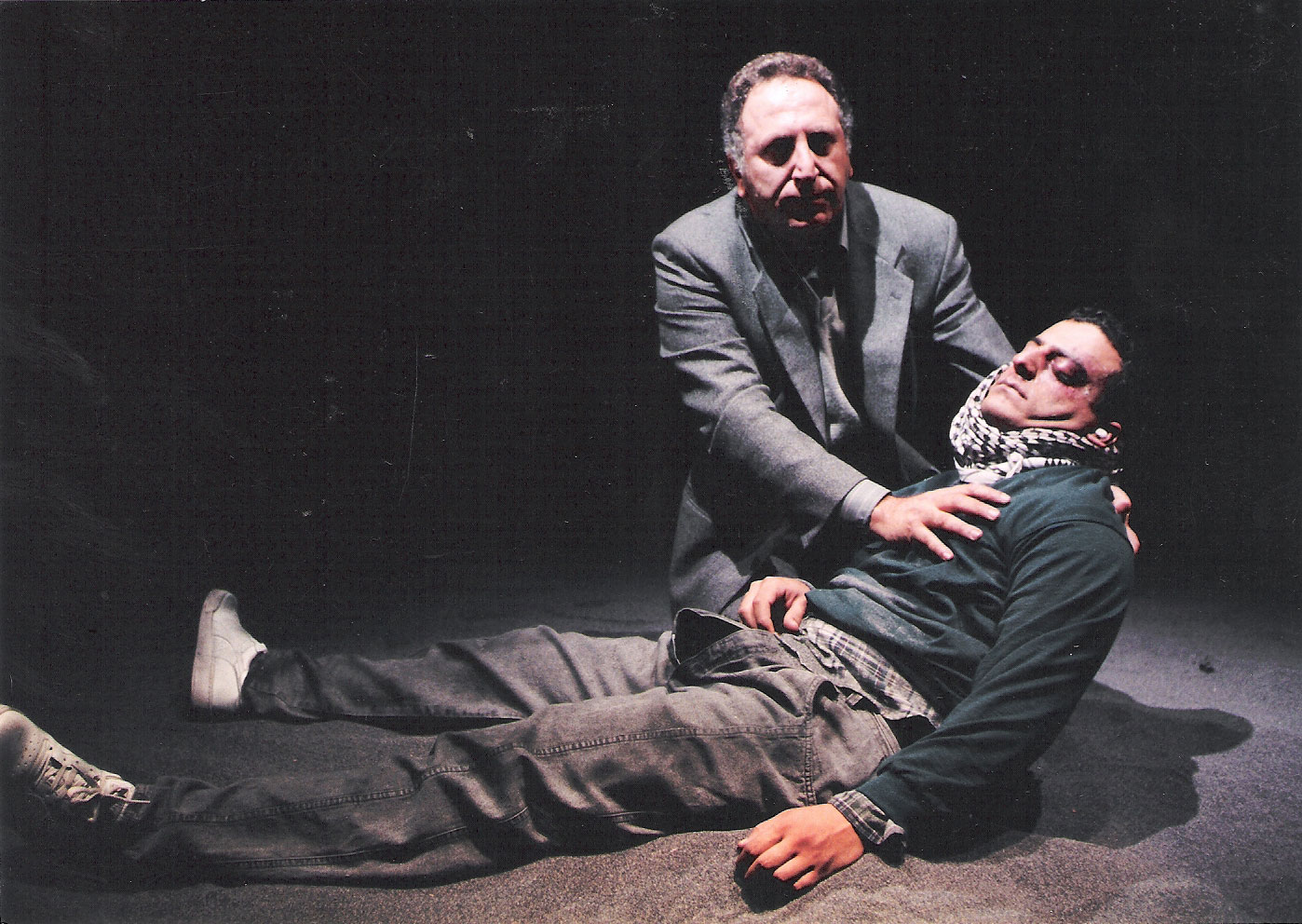 צילום: גדי דגון, באדיבות ארכיון התיאטרון הקאמרי